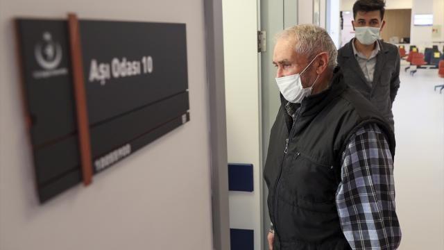 Ereğli Sağlık Müdürü Dr. İsmail Yavuz 65'liklere Seslendi