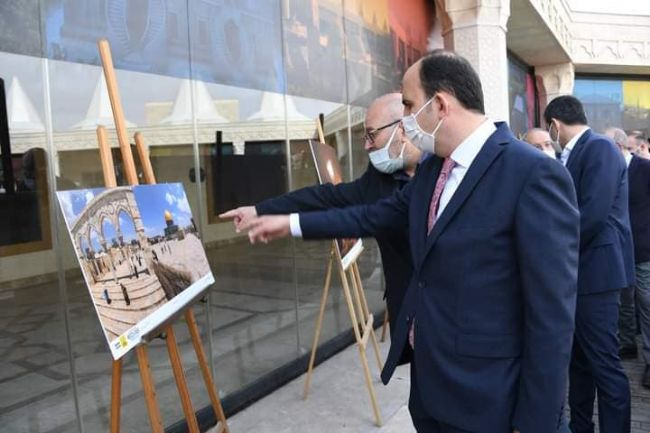 Konya Büyükşehir'den Mescid-i Aksa Fotoğraf Sergisi