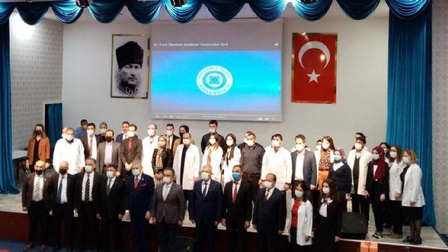 Dr Mustafa Aydın Ereğli'ye Geldi