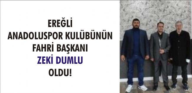 EREĞLİ ANADOLU SPOR KULÜBÜNDEN AÇIKLAMA.