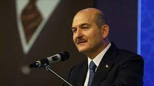 İçişleri Bakanı Süleyman Soylu'dan bildiri tepkisi