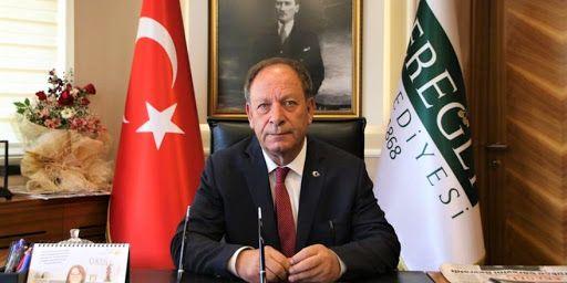 Ereğli Belediye Başkanı Hüseyin Oprukçu 5 Nisan Avukatlar Günü'nü kutl