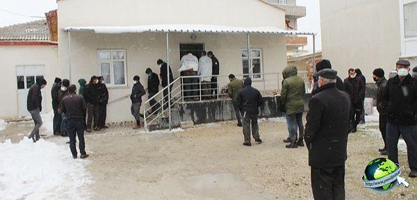 Karapınar'da Soba Zehirlenmesi : 2 Ölü
