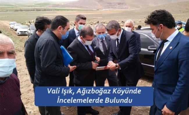 Ağızboğaz Köyüne kırma eleme tesisi yapılacak