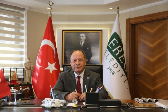 Başkan Oprukçu'dan 23 Nisan mesajı