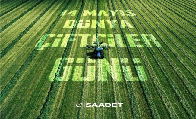 Küçükkurt:  14 Mayıs Dünya Çiftçiler Günü kutlu olsun!