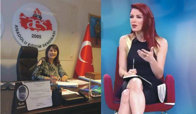 """AES KONYA İL BAŞKANI ÖZİNCE """"YAZIKLAR OLSUN"""" DEDİ"""