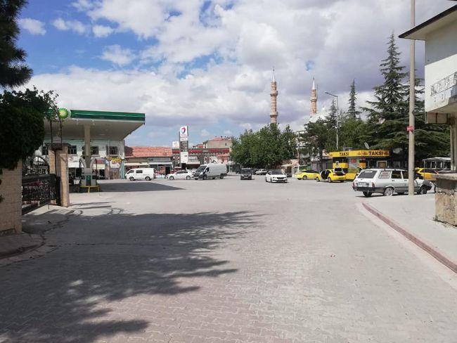 Ereğli'nin bazı cadde ve sokaklarında trafik düzenlemesi yapıldı