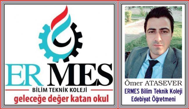 ERMES Kolejinden Ömer Atasever'in Korana Üzerine Yazısı