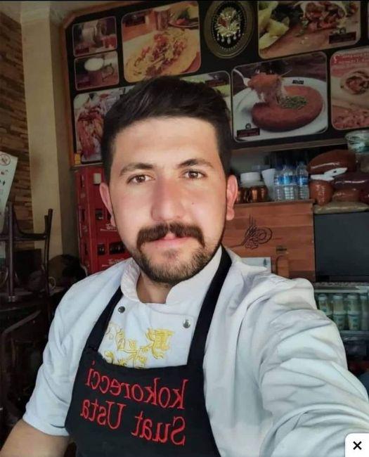 Ereğli'de Kokoreç işletmecisi Suat Eriş Kazada hayatını kaybetti