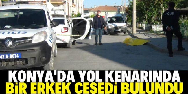 Ereğli'de yol kenarında bir erkek cesedi bulundu