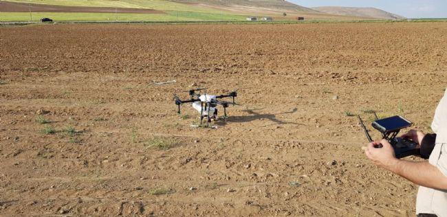 Ereğli Tarımına DRON Desteği