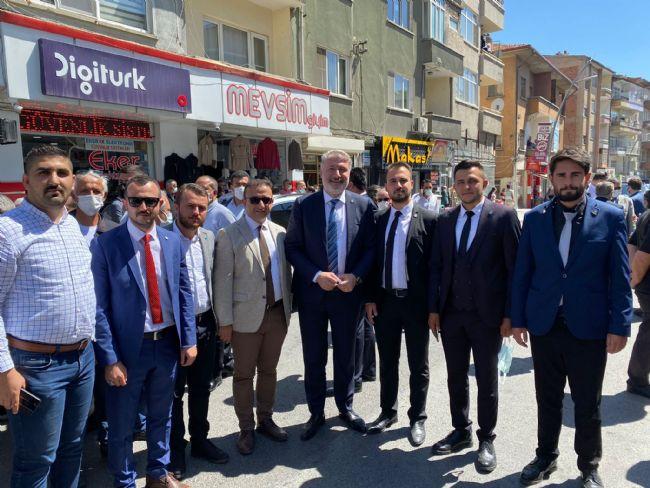 İYİ Parti Konya İl Başkanı Gökhan Tozoğlu: Millet Bizi Çağırıyor