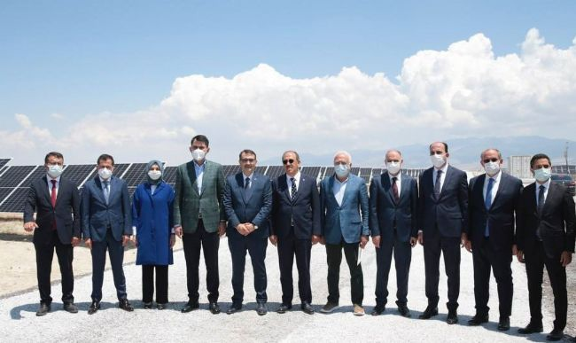 Türkiye'nin en büyüğü Karapınar'da