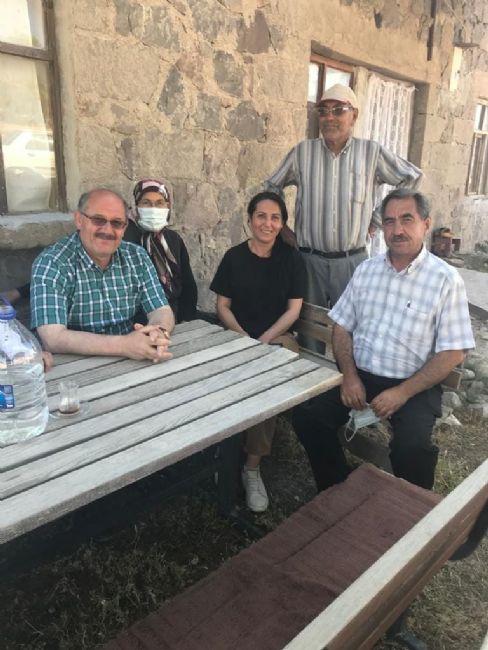 Muhtar Özlem Çelik, yılların sorunu Öbektaş'a Neşter Vurdu