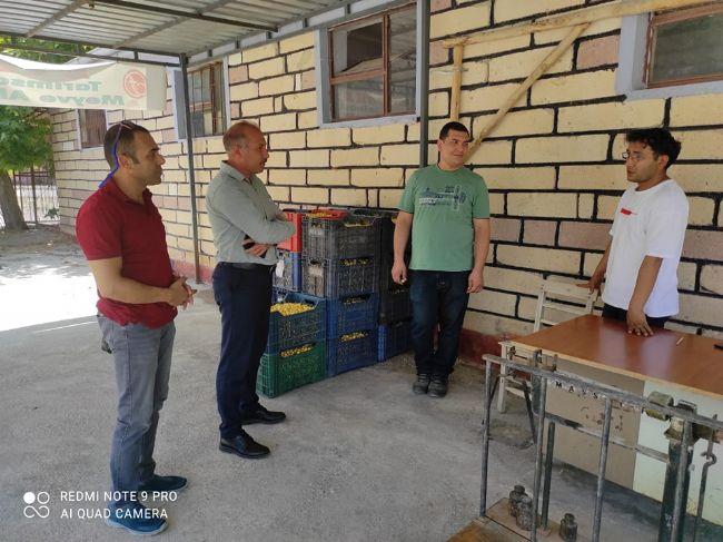 Ahmet Aydın Sarıca: Ereğli'de Kiraz Sezonu Açıldı