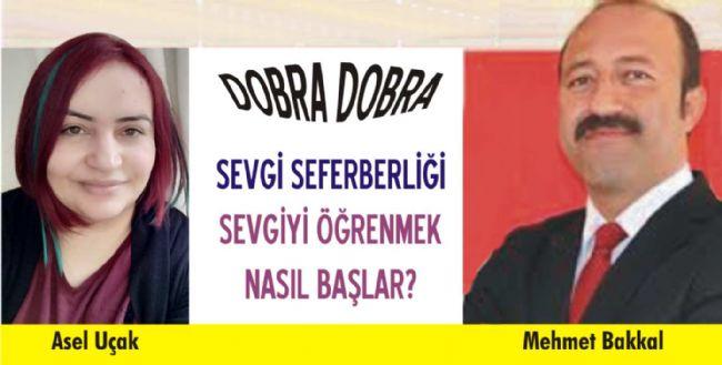 Asel Uçak Sordu Başkan Mehmet Bakkal Yanıtladı