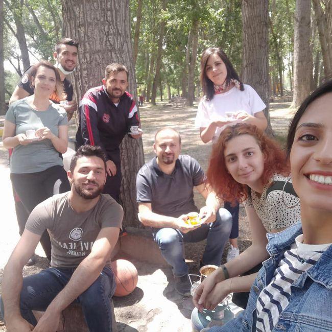 Burak Serpek: Öğrencilerimiz bu eğlenceyi hak etti