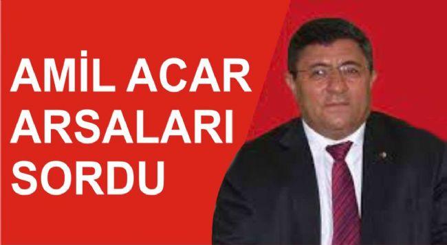 Amil Acar Hüseyin Oprukçu'ya Arsaları Satmaktaki Amacını Sordu