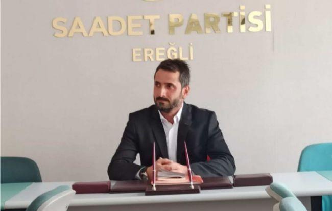 Ertuğrul Küçükkurt'tan Kanal İstanbul Açıklaması