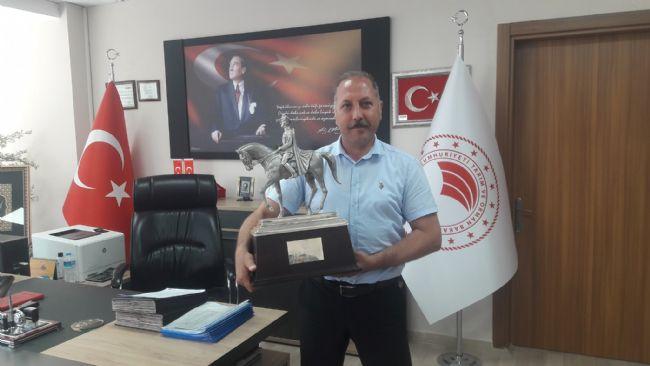 Ahmet Aydın Sarıca: Ereğli at yetiştiriciliğinde önemli dedi