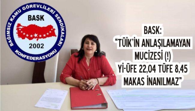 BASK KONYA İL TEMSİLCİSİ KEVSER ÖZİNCE'DEN AÇIKLAMA
