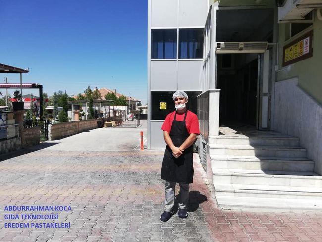 Halil Ercan'ın temelini attığı okul umut vadediyor