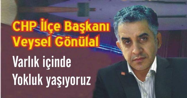 Gönülal: Türkiye'de iki ayrı Türkiye var