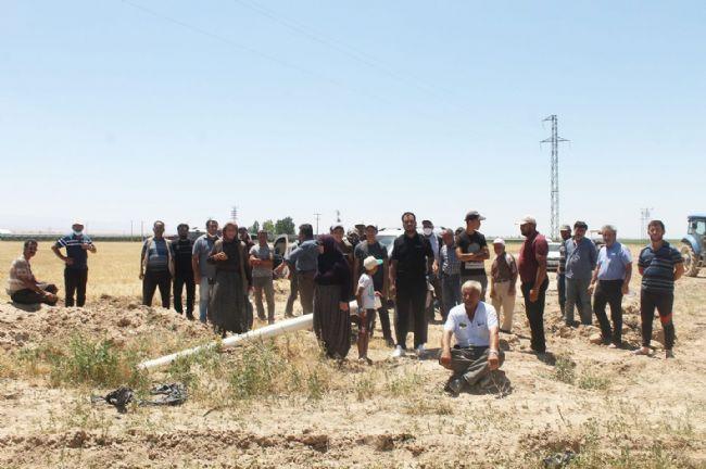 Nejat Türktaş: Yeniköy'ün Su Sorunu Çözülmelidir
