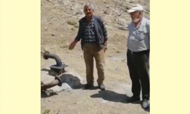 Seydifakıllı muhtarı Mehmet Ünal, hırsızı bulana 5 bin lira verecek