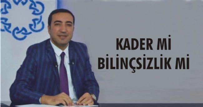İşadamı Halil Ercan KADER Demeyelim Dedi