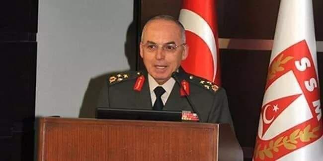 Ereğlili Hemşehrimiz 1. Ordu Komutanı Orgeneral Avsever KKK oldu