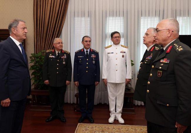 Hemşehrimiz Musa Avsever Kara Kuvvetleri Komutanlığı Görevini Devraldı