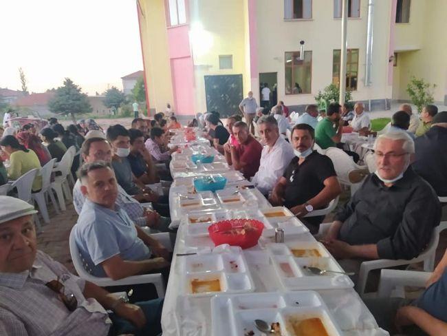 CHP EREĞLİ TEŞKILATI TAM KADRO İFTARA KATILDI...