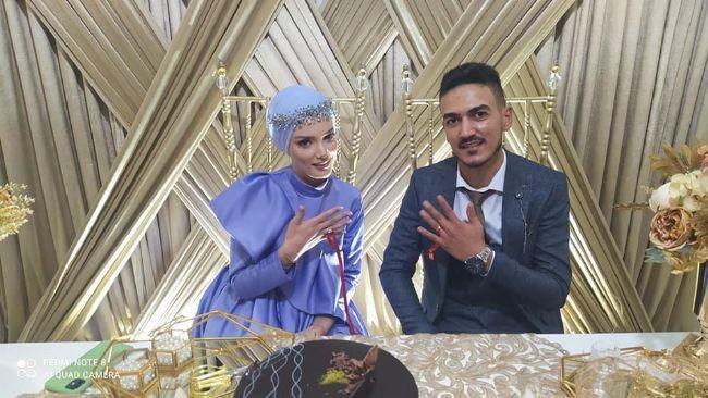 Gazi Gökhan Akviran Nişanlandı