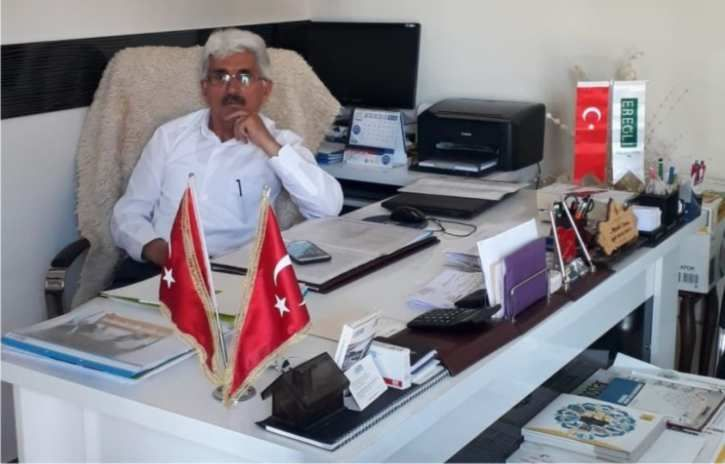 Memduh Karaca'dan İsmail Yavuz'a Teşekkür