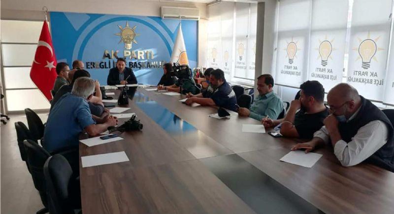 Zübeyir Dursun'dan Basın Açıklaması