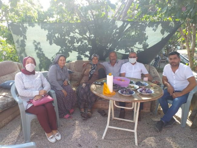 Kenan Çelebi Gaziler Gününü Gazilerle Kutladı