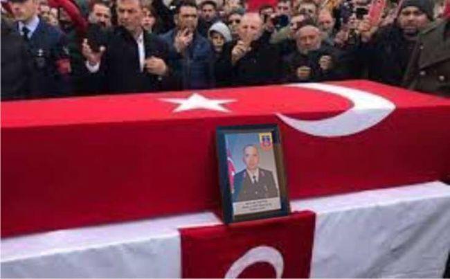 Uzman Çavuş Kemal Hayta Toprağa Verildi
