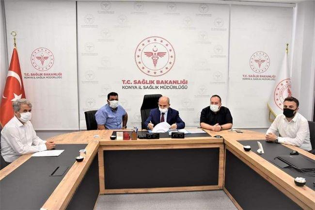 Dr. İsmail Yavuz: Hayırlı olsun Ereğli'm....