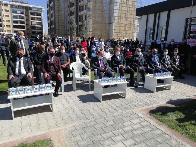 Sevda-Arif Balcı Aile Sağlığı Merkezi Açıldı