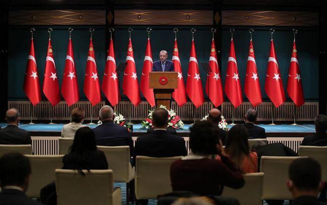 Büyükelçilerin geri adımı sonrası Erdoğan'dan ilk değerlendirme